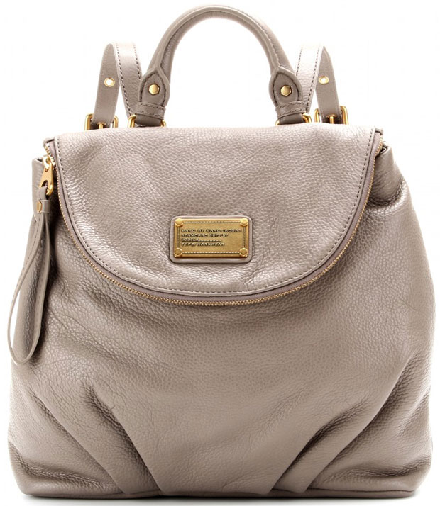 Marc by Marc Jacobs Classic Q Mariska Backpack taupe