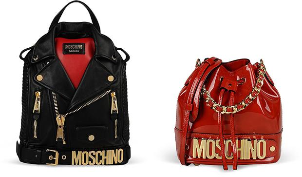 Moschino collectie herfst 2014 Spongebob McDonalds Rita Ora