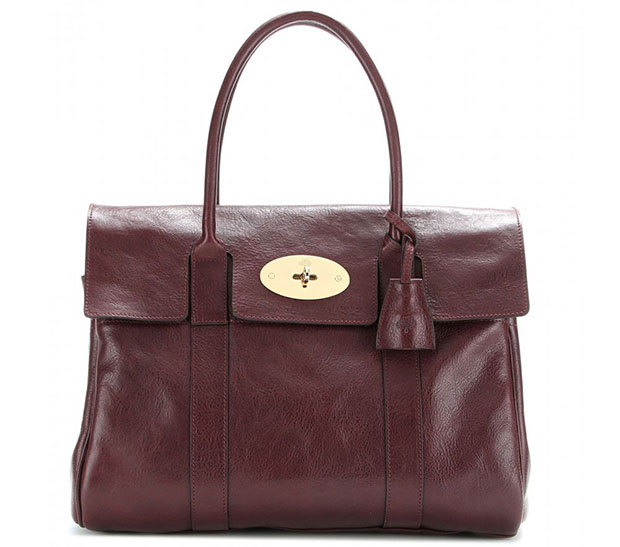 Mulberry Bayswater Bordeaux