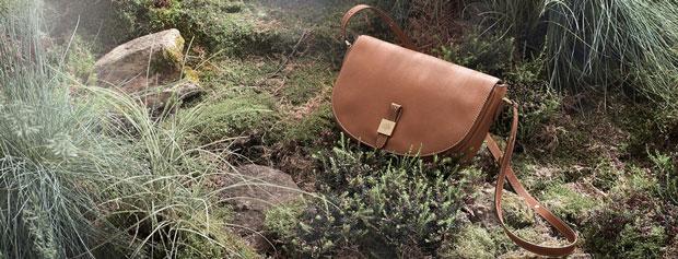 Mullberry Tessie oak satchel