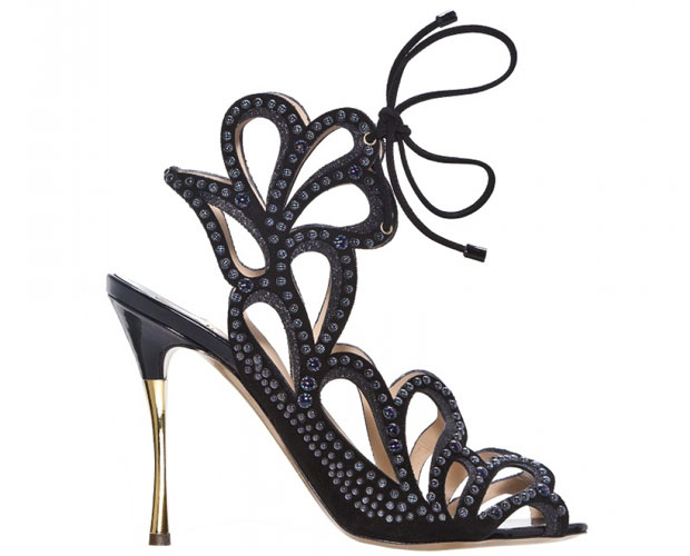 Nicholas Kirkwood cut out sandals