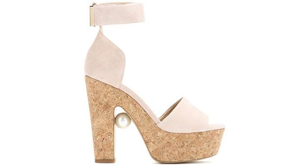 Nicholas Kirkwood Pearl sandals