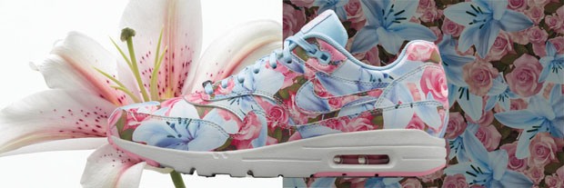 purchase cheap 1488c 1a867 ... nike air max bloemen ...