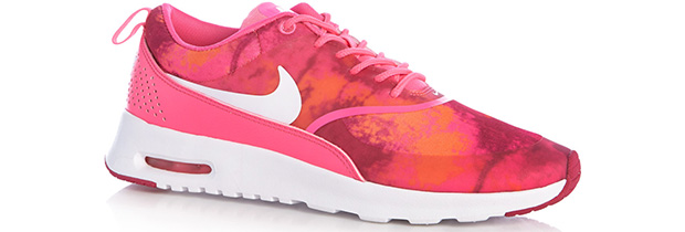 Nike air Max Thea pink sneakers
