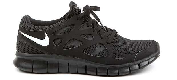 Nike Free Run 2 all black