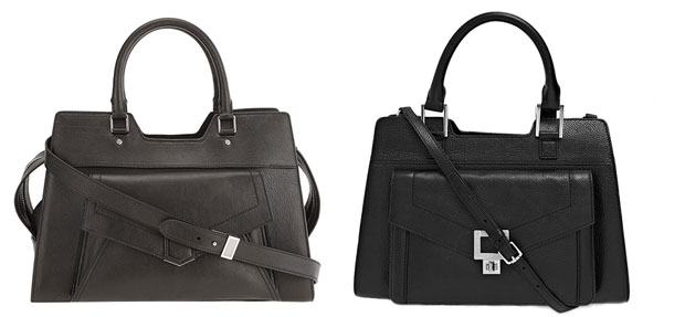 Proenza Schouler pS13 vs French Connection Ruby Black