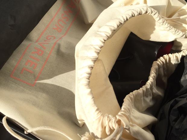 reveal mansur gavriel bucket bag flamma