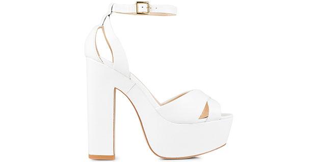 River Island block heels