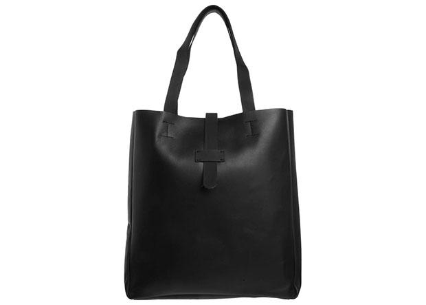 Sandqvist Lisbet shopper black zwart
