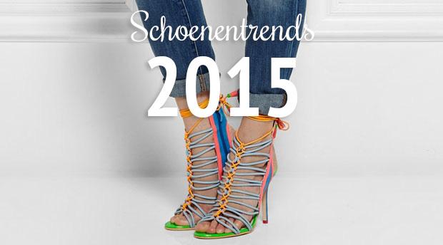5 schoenentrends voor 2015