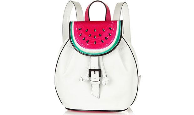 Sophia Webster Ziggy Watermelon backpack