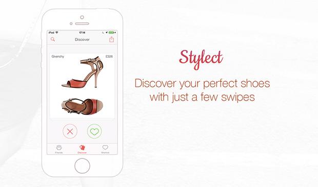 Stylect app