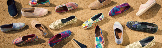 TOMS schoenen espadrilles