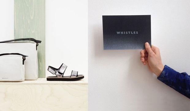 Whistles accessoires schoenen en tassen