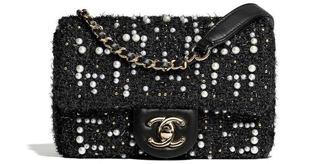 Verrassend De nieuwe Chanel tassen herfst/winter 2017-2018 - The Bag Hoarder UT-36