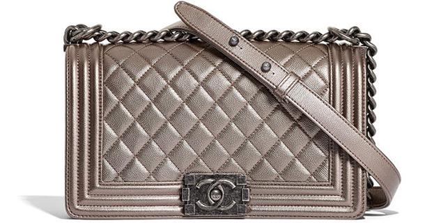 Hedendaags De nieuwe Chanel tassen herfst/winter 2017-2018 - The Bag Hoarder XF-77