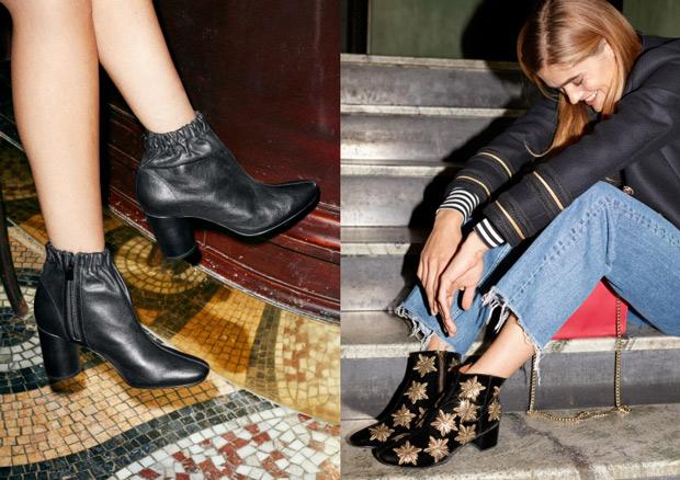 10x zwarte laarzen van & Other Stories van 145 euro - The Bag Hoarder