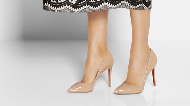 Verrassend Wishlist Wednesday: Christian Louboutin Pigalle nude pumps - The SK-29